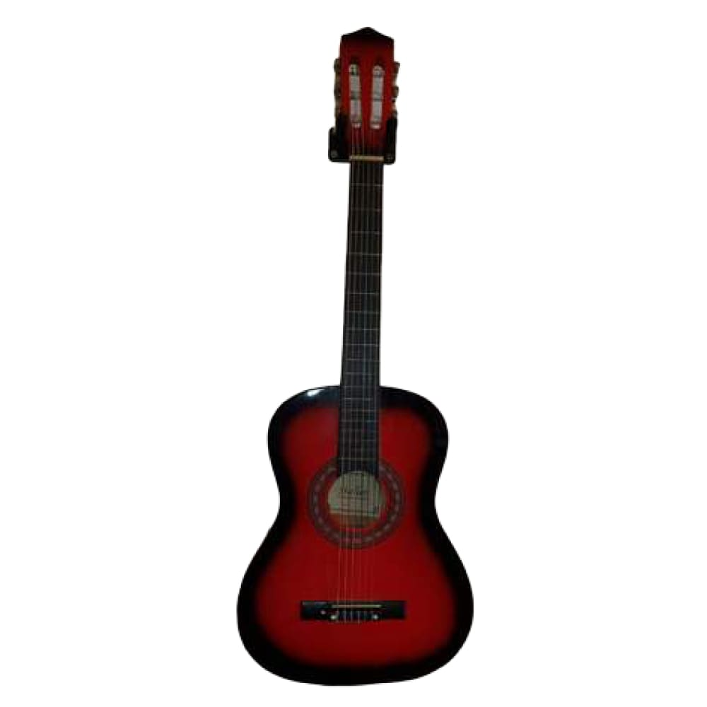 classical guitar - red sunburst - scheller- - Hawamusical - Music Shop Instruments Lebanon