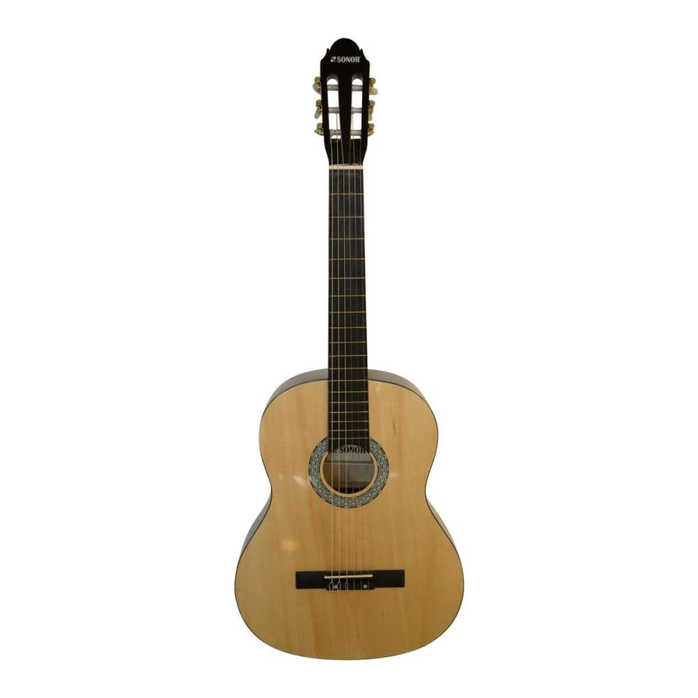 classical Guitar SNCG006- Natural- S0nor - Hawamusical - Music Shop Instruments Lebanon