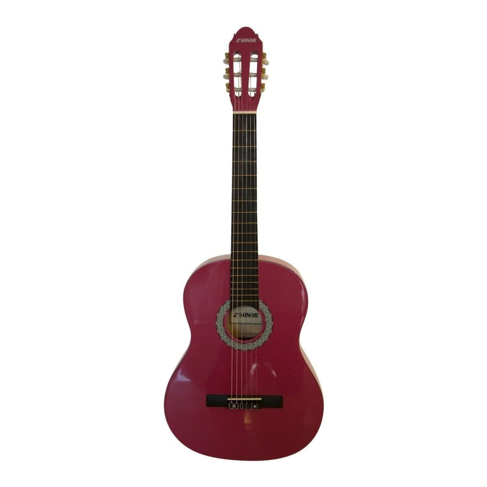 Classical Guitar -SNCG006- Pink - Sonor - Hawamusical - Music Shop Instruments Lebanon