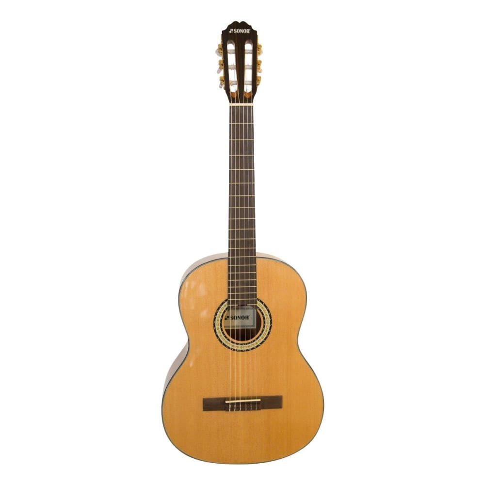 CLASSICAL GUITAR-SNCG009-SONOR- Walnut - Hawamusical - Music Shop Instruments Lebanon