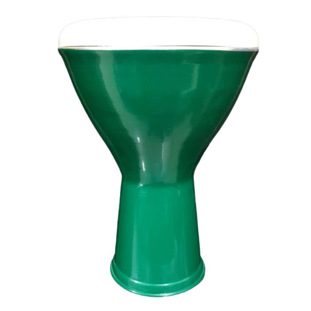 DARBUKA- HD103- GREEN TABLA INSTRUMENT LEBANON ONLINE STORE