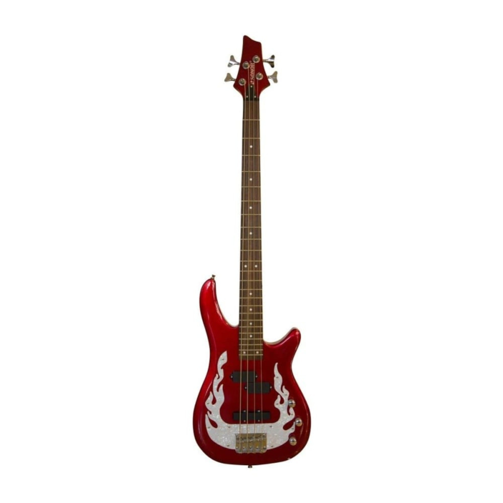 Electric Bass guitar package - Red - SNEB022 - Sonor - Hawamusical - Music Shop Instruments Lebanon