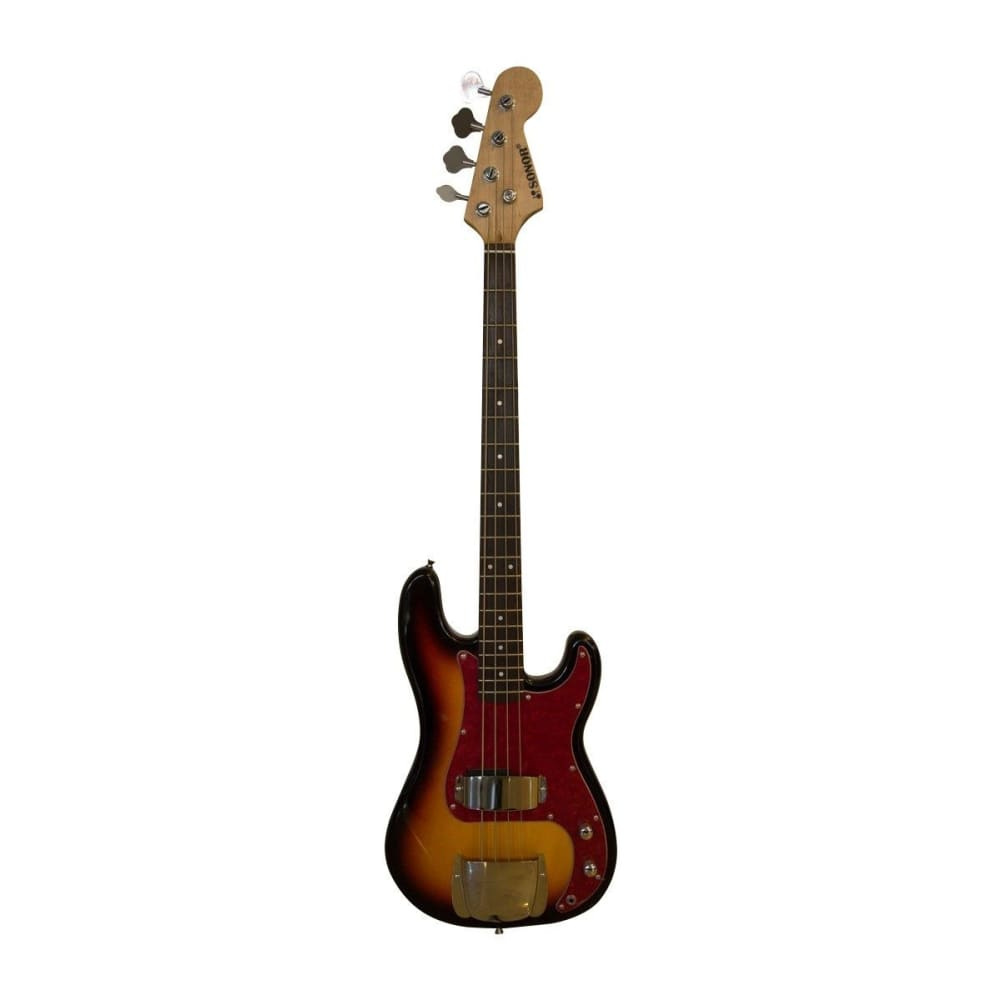 Electric Bass guitar package - Sunburst - SNEB029 - Sonor - Hawamusical - Music Shop Instruments Lebanon