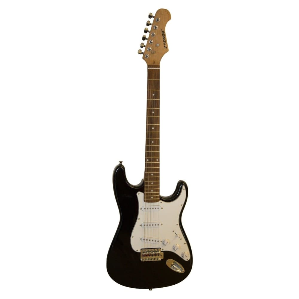 Electric guitar package - Black - SNG220 - Sonor - Hawamusical - Music Shop Instruments Lebanon