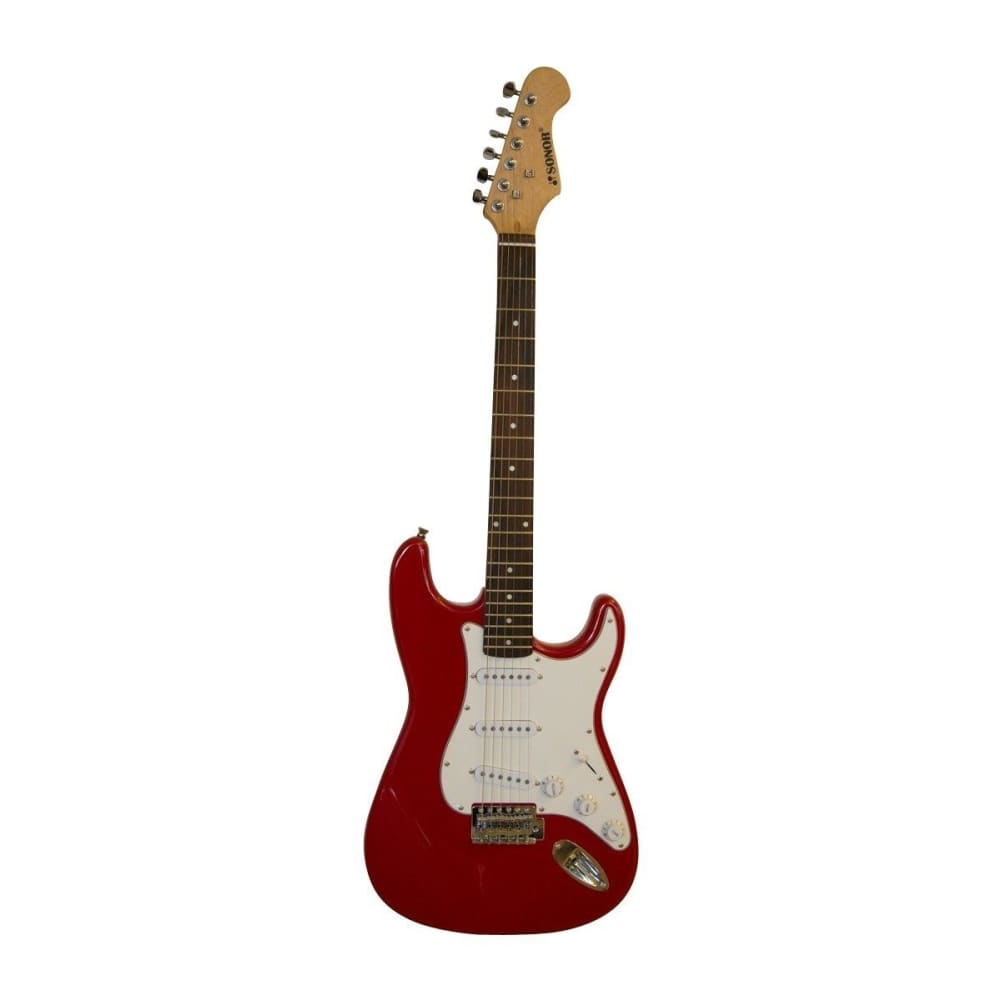 Electric guitar package - Red - SNG220 - Sonor - Hawamusical - Music Shop Instruments Lebanon