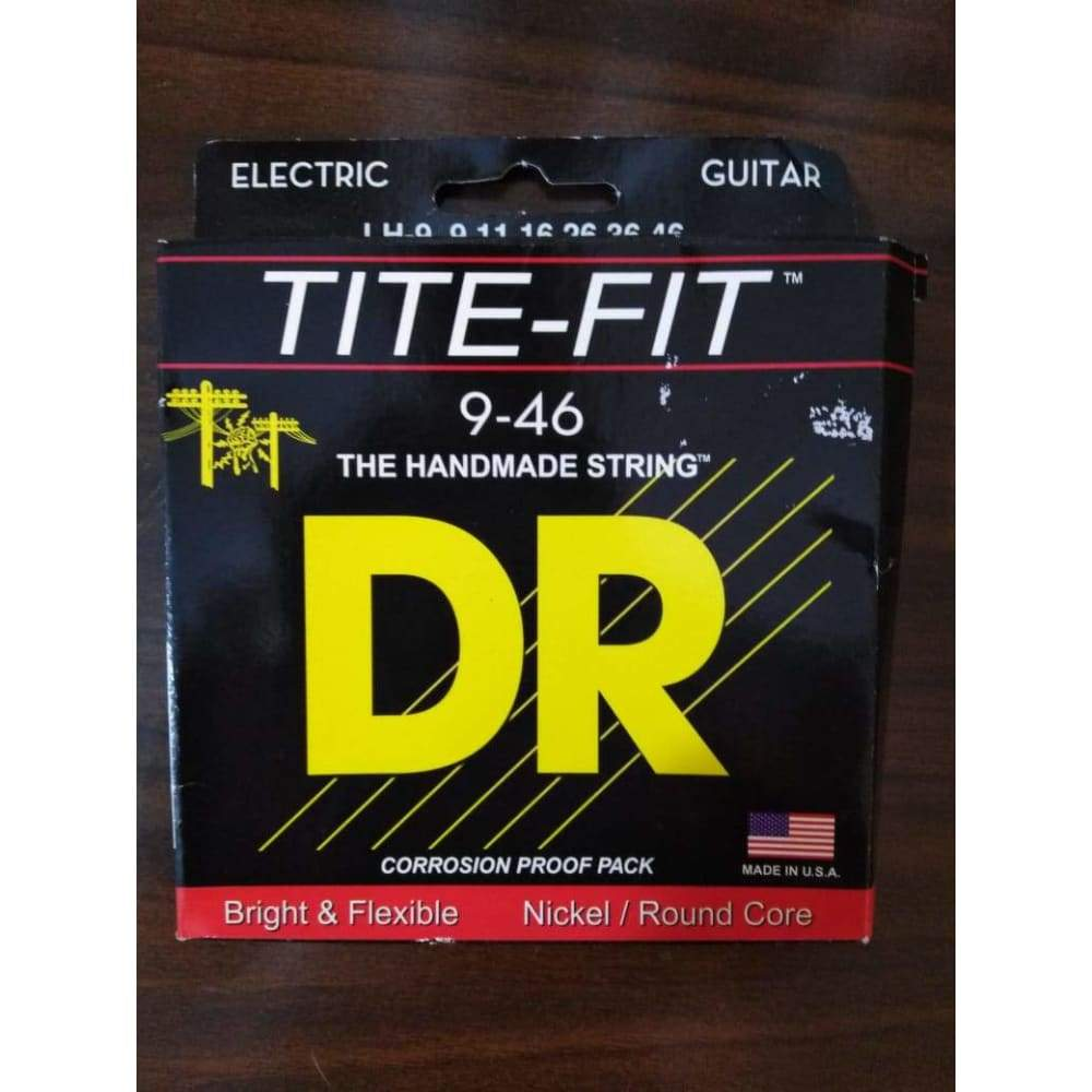 ELECTRIC GUITAR STRINGS - DR INSTRUMENT LEBANON ONLINE STORE