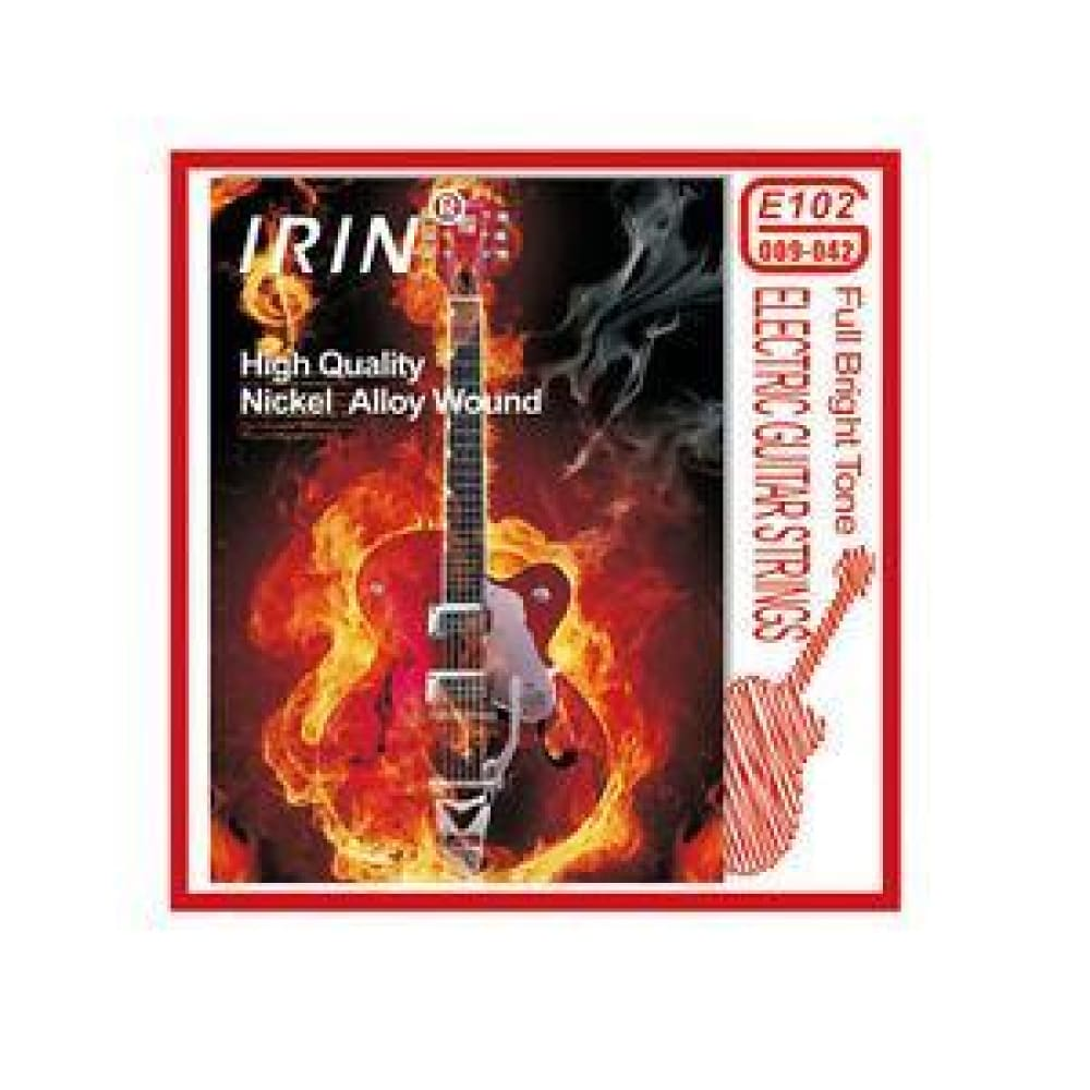Electric guitar strings - Irin - Hawamusical - Music Shop Instruments Lebanon