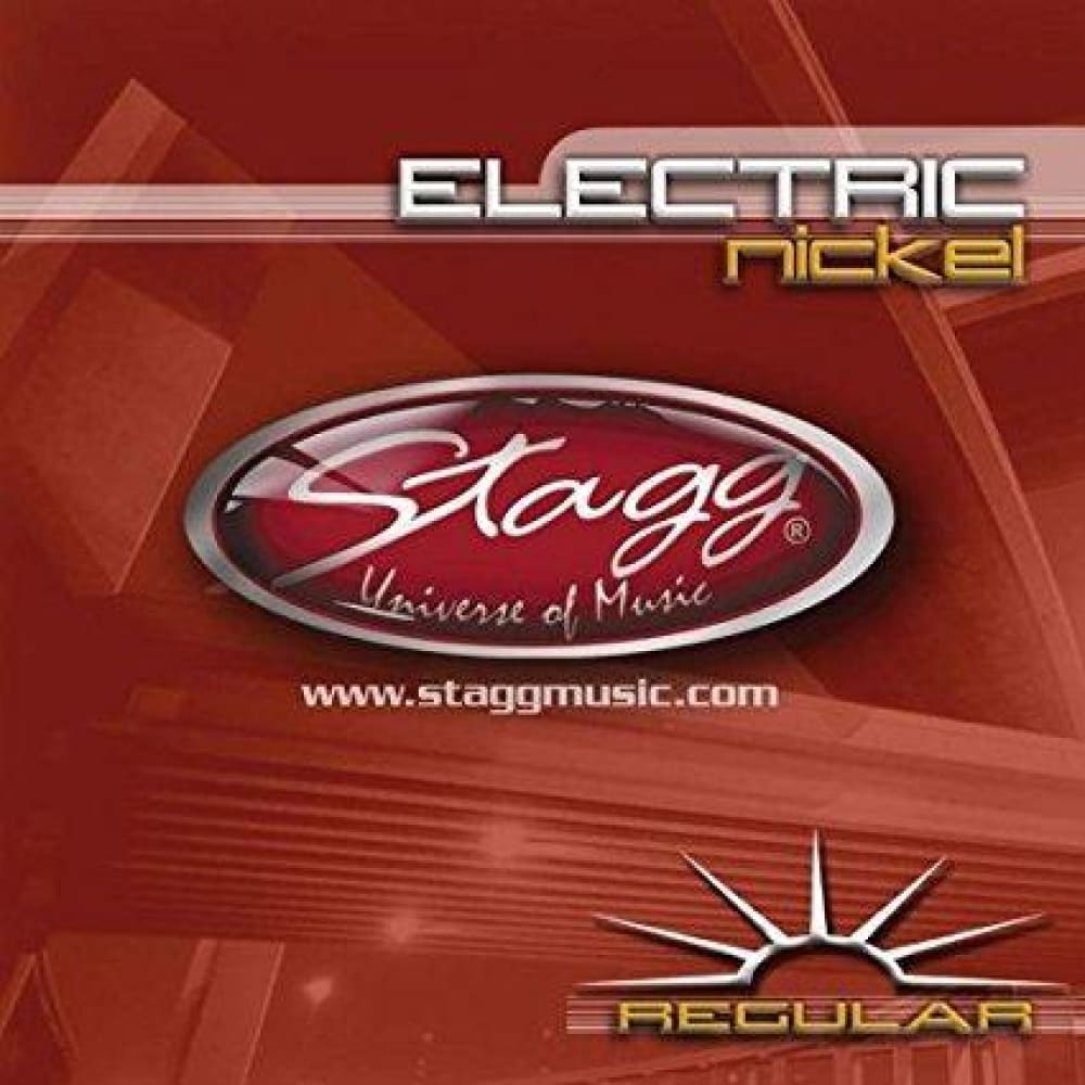 Electric guitar strings - Stagg - Hawamusical - Music Shop Instruments Lebanon