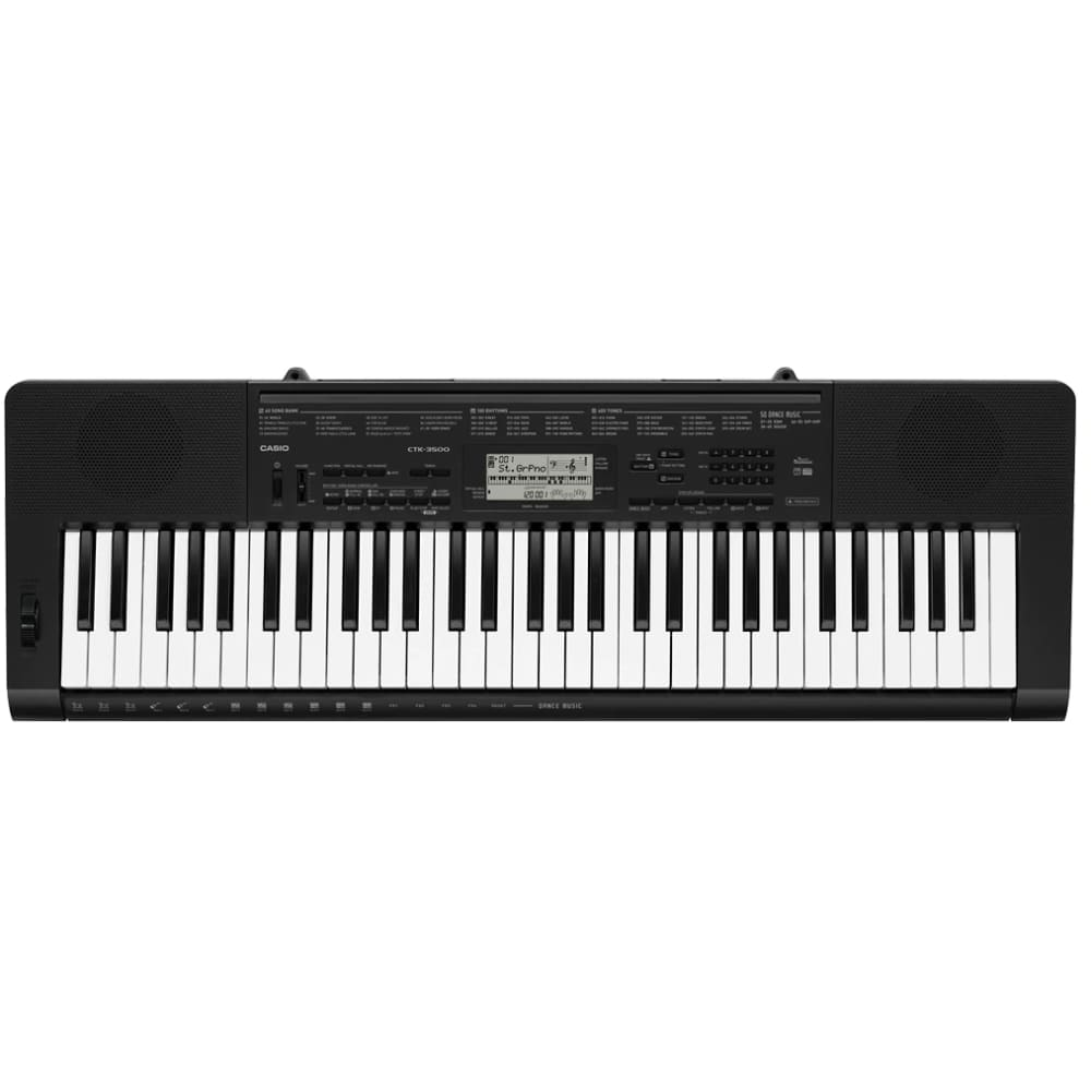 Keyboard - Casio - CTK 3500 - Hawamusical - Music Shop Instruments Lebanon