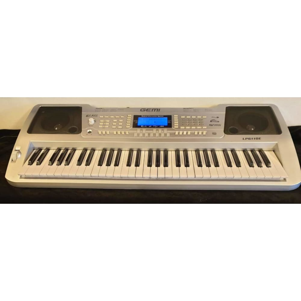Keyboard-GEMI-LP6110E - Hawamusical - Music Shop Instruments Lebanon