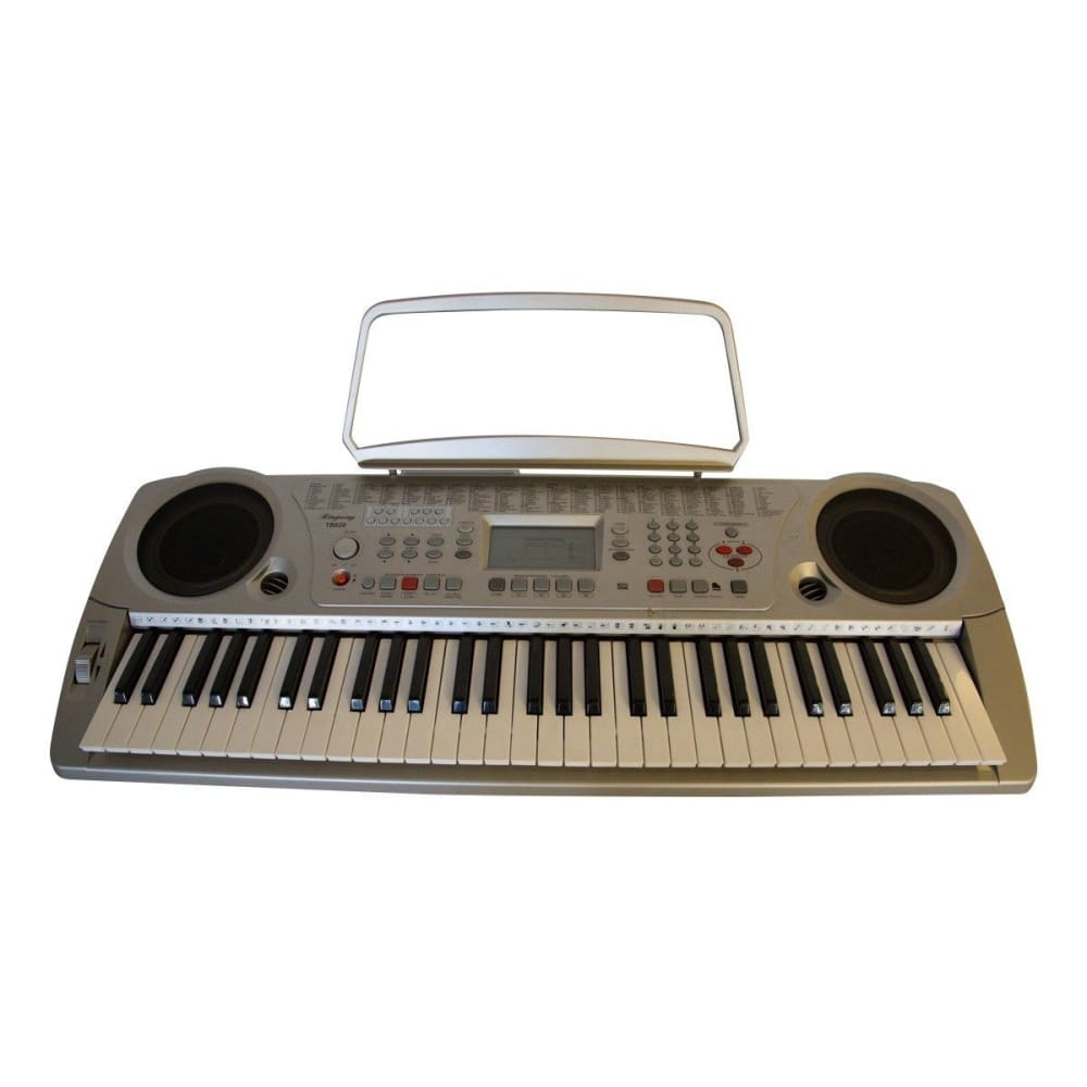Keyboard Oriental - Ringway - Silver - TB820 - Hawamusical - Music Shop Instruments Lebanon