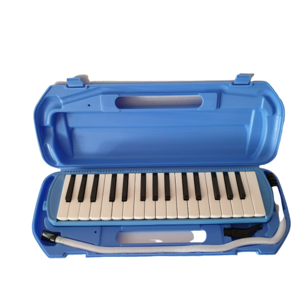 Melodica-2 & 1/2 octaves- blue - Hawamusical - Music Shop Instruments Lebanon