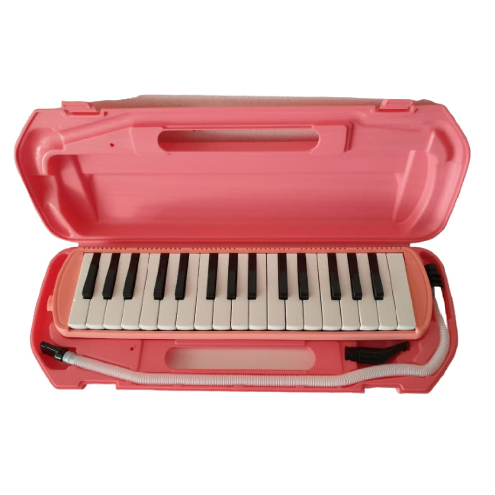 Melodica- 2 and 1/2 octaves- Pink - Hawamusical - Music Shop Instruments Lebanon