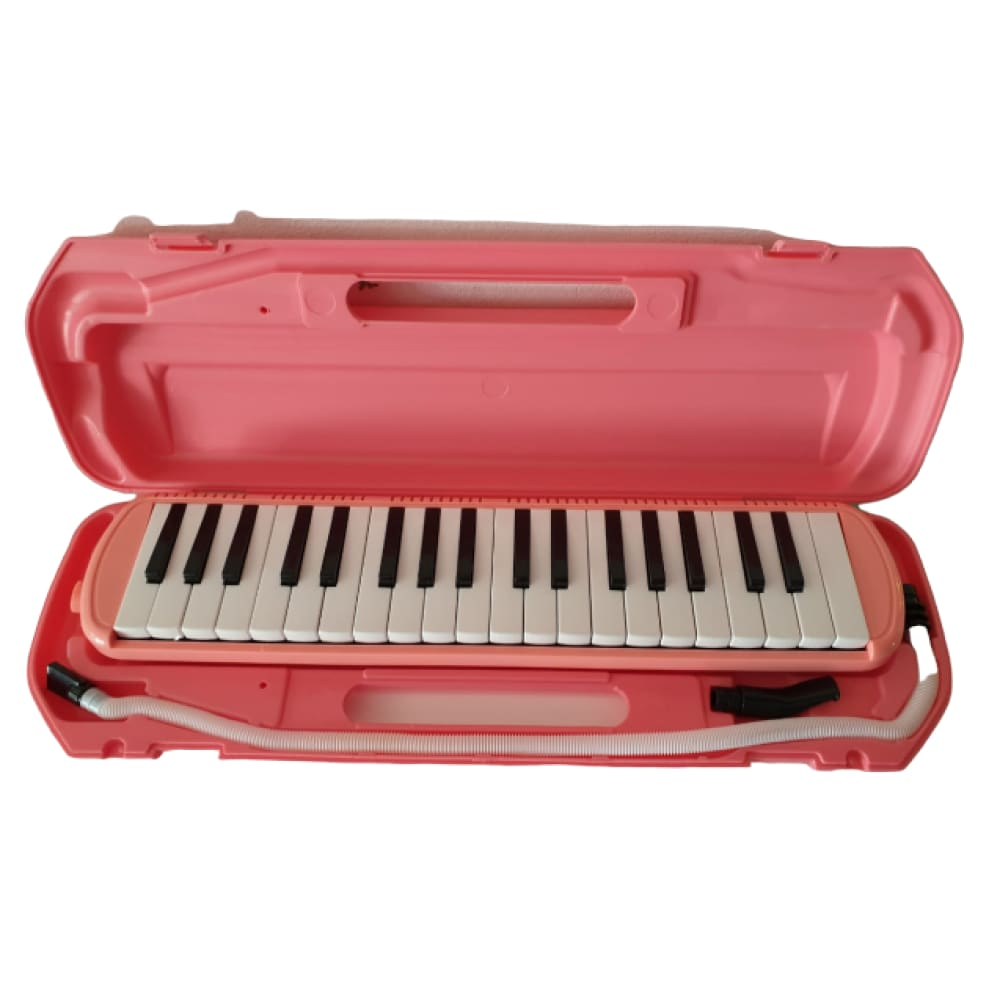 Melodica - 3 octaves- Pink - Hawamusical - Music Shop Instruments Lebanon