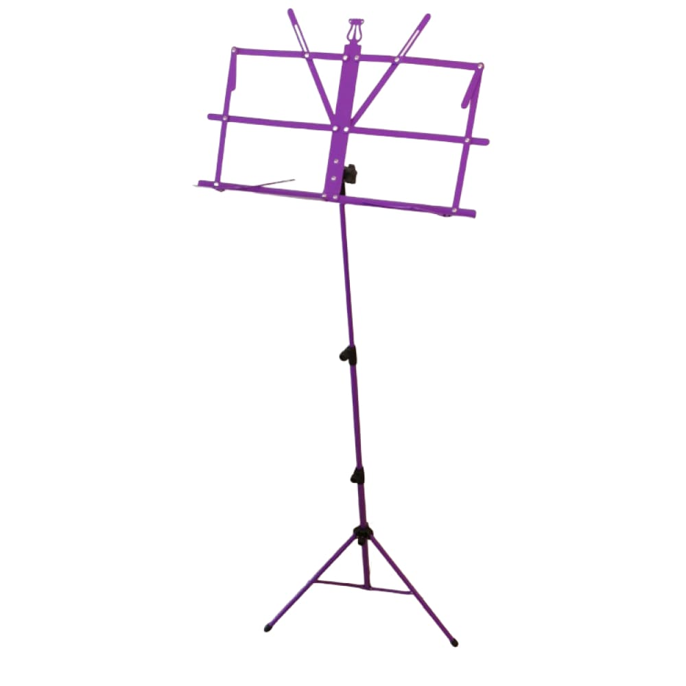 MUSIC BOOK STAND- PURPLE STAND INSTRUMENT LEBANON ONLINE