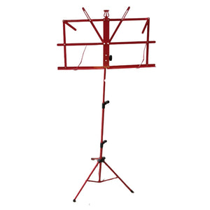 MUSIC BOOK STAND - RED STAND INSTRUMENT LEBANON ONLINE STORE