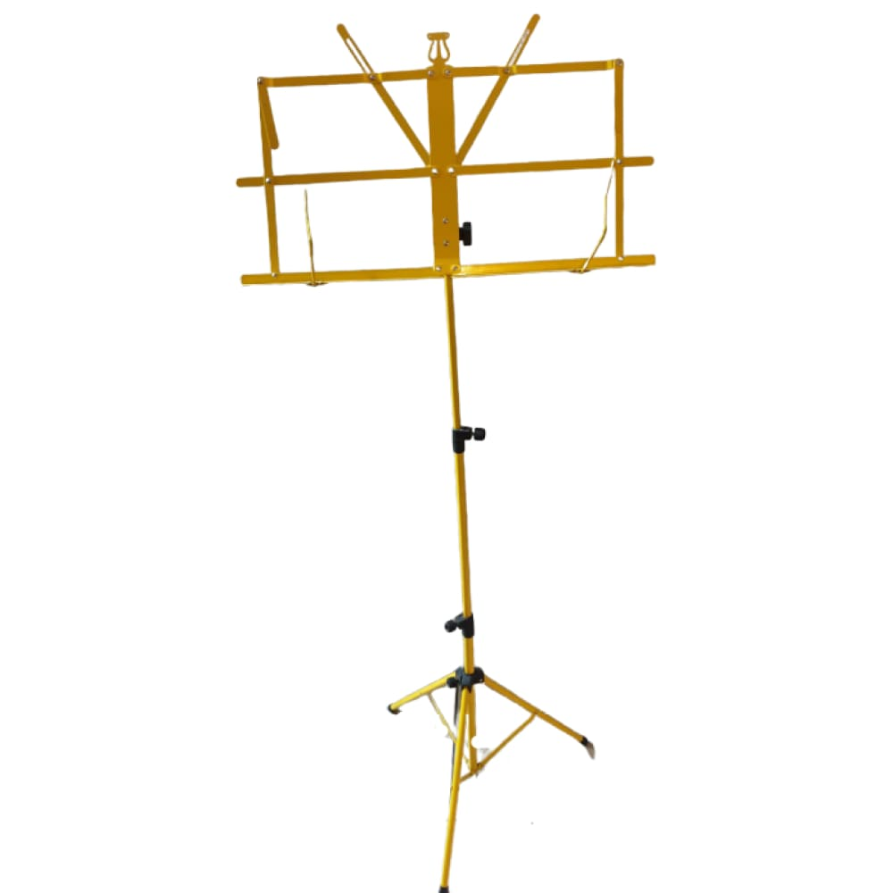 MUSIC BOOK STAND - YELLOW STAND INSTRUMENT LEBANON ONLINE