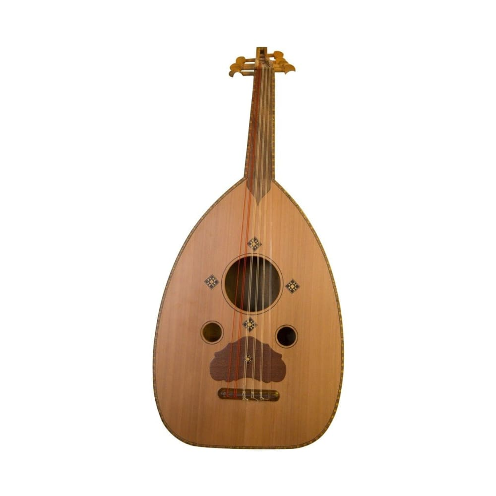 Oud - Egyptian- seashell design - Hawamusical - Music Shop Instruments Lebanon