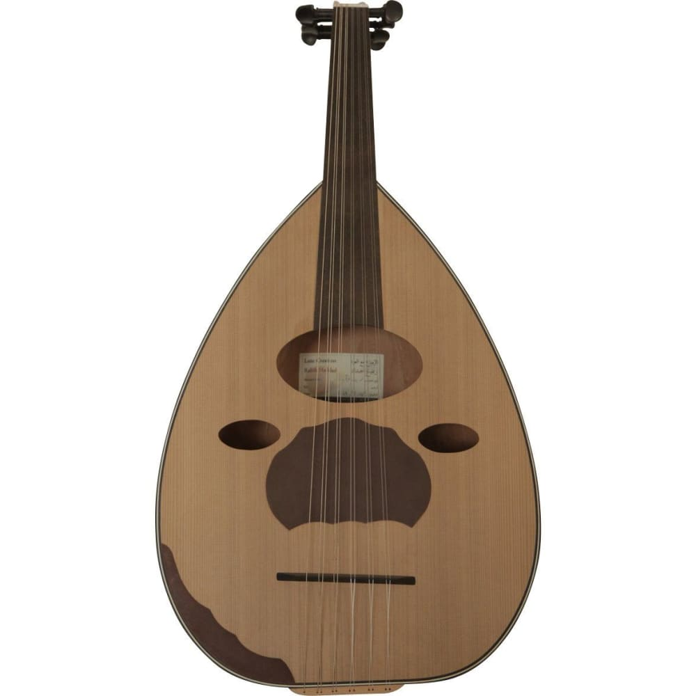 oud- Rabih Haddad-design 2 - Hawamusical - Music Shop Instruments Lebanon