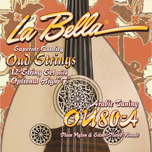 Oud strings - La Bella - Hawamusical - Music Shop Instruments Lebanon