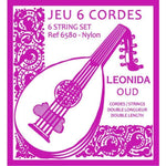 Oud strings - Leonida - Hawamusical - Music Shop Instruments Lebanon