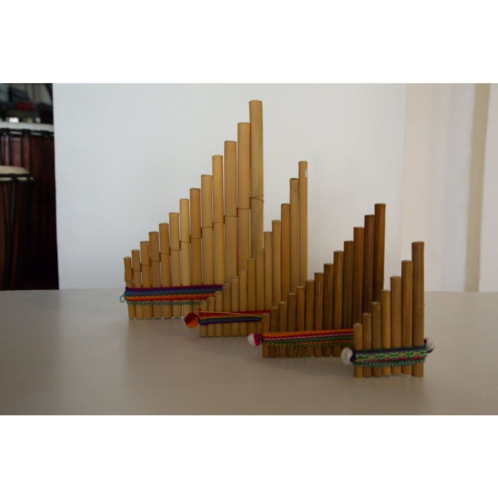 Pan Flute - Handmade - Indonesia - Hawamusical - Music Shop Instruments Lebanon