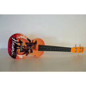 Ukulele - Orange - Bergen - Hawaii - Hawamusical - Music Shop Instruments Lebanon