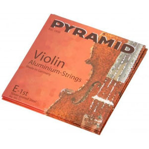 Violin strings - Pyramid - Hawamusical - Music Shop Instruments Lebanon