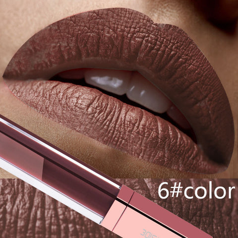 Waterproof 24 Color Make Up Liquid Lipstick - Variety Genie