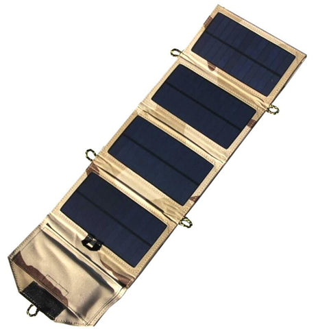 Foldable Solar Charger - Variety Genie