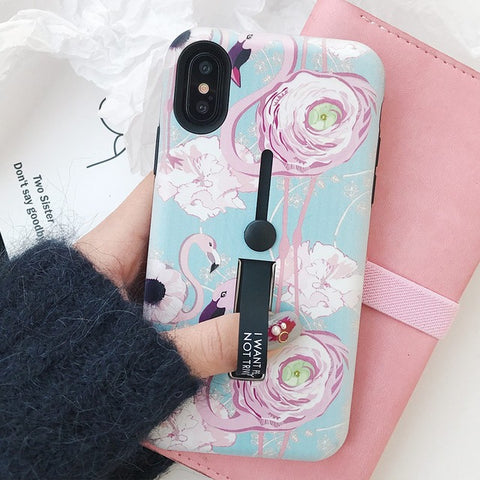 Luxury Flower Case For iPhone