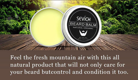 Natural Beard Balm Conditioner