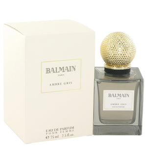 popular brand new release 50% price BALMAIN - Ambre Gris
