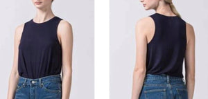 Back to Basics tank top with racerback