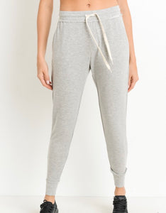 Joggers oh so soft, yet chic