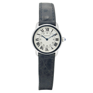 Cartier Ronde Solo 2933 - Watch Square