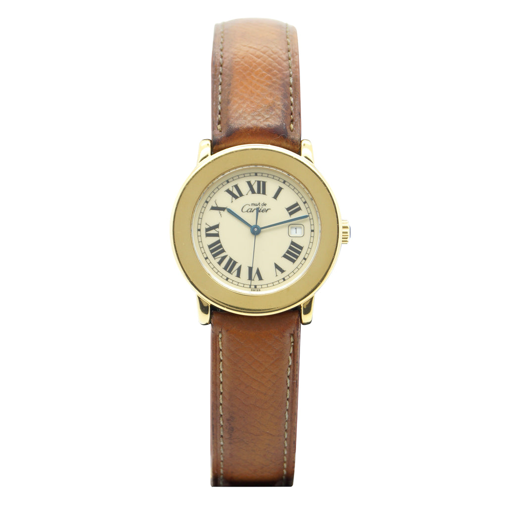 Cartier Ronde 1800 - Watch Square
