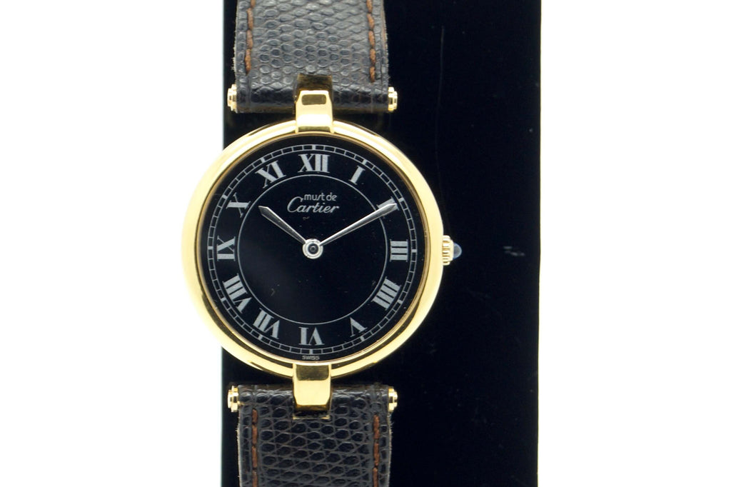 Cartier Must de Cartier Vendome - Watch Square