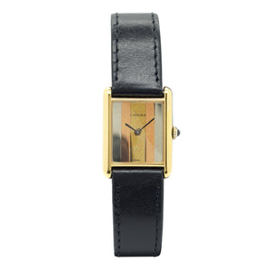 Cartier Must de Cartier Tank Tri - Watch Square