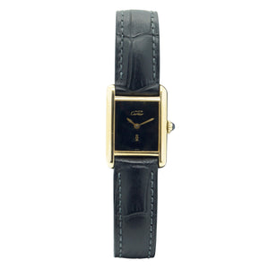 Cartier Must de Cartier Tank - Watch Square
