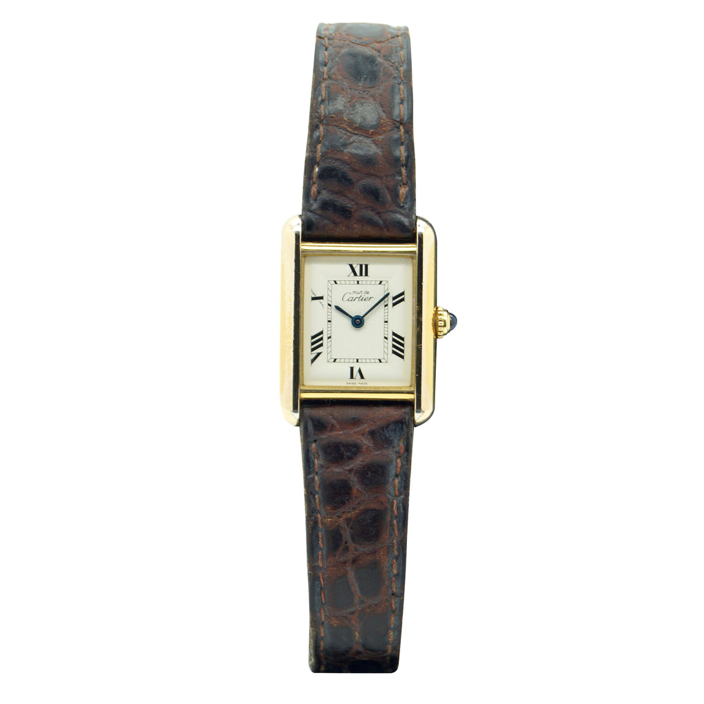 Cartier Tank 2415 - Watch Square