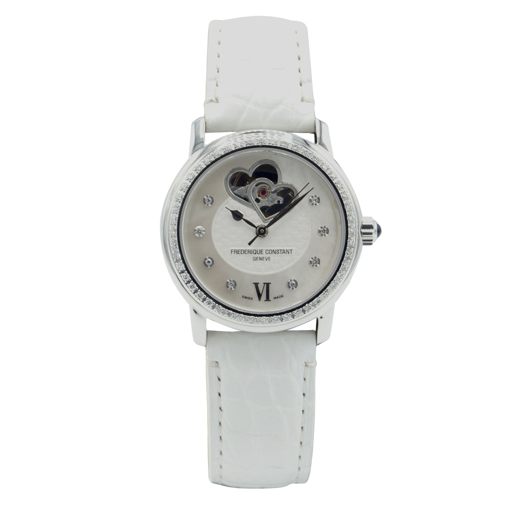 Frederique Constant Double Heart Beat - Watch Square