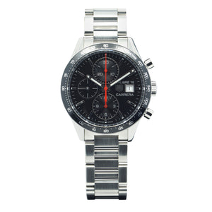 TAG Heuer Carrera CV201AK - Watch Square