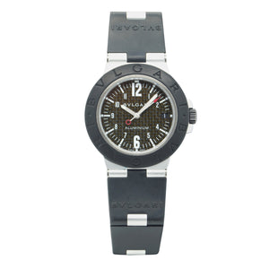 Bulgari Diagono AL 38 TA - Watch Square