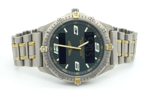 Breitling Aerospace F65362 - Watch Square