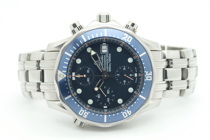 Omega Seamaster Chronograph 25998000 - Watch Square