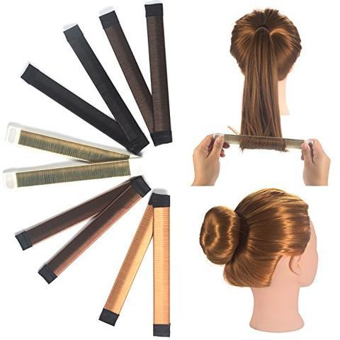 The Easy Hair Bun Maker