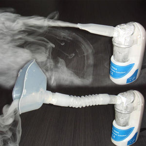 Super Portable and Silent Ultrasonic Nebulizer