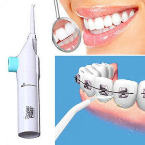 Power Floss Dental Whitening Teeth Cleaner Kit