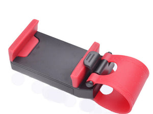 Universal Steering Wheel Phone Mount